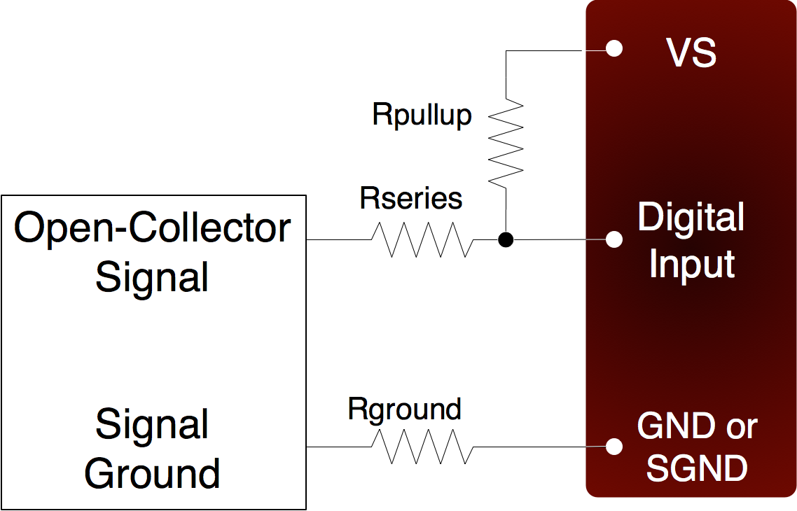 Open-Collector Signals (App Note)   LabJack on