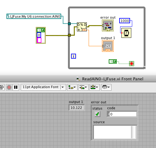 thesis labview