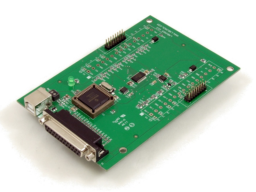LabJack U12-PH Low Cost USB DAQ Device Picture