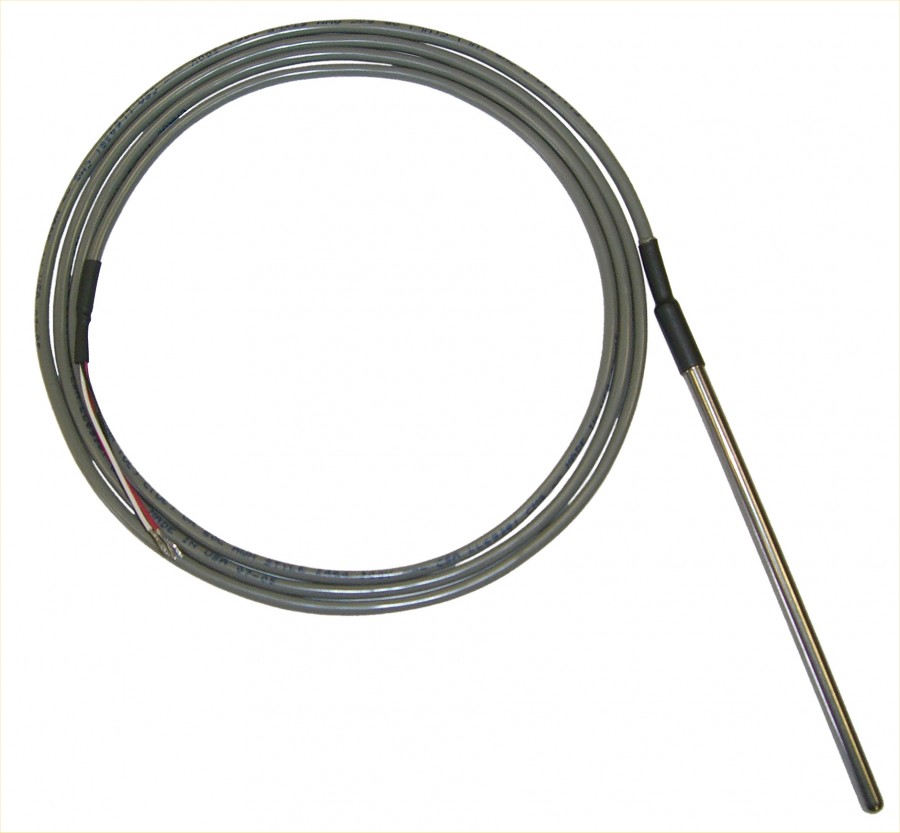 EI1034 Temperature Probe compatible with LabJack USB, Ethernet, WiFi DAQ Devices