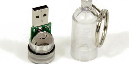 LabJack Digit-TL Low Cost Battery Powered USB Temperature and Light Logger